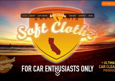 California Soft Clothz